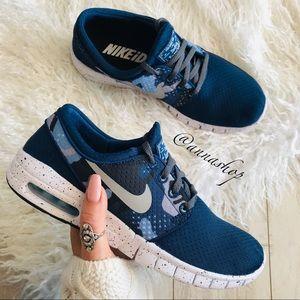 NWT Nike ID Custom Stefan Janoski Oreo